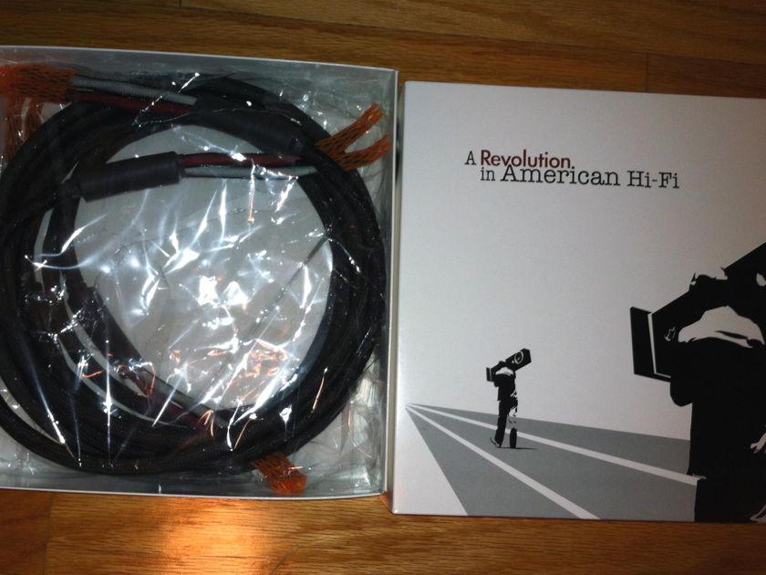 Fantastic sounding Zu  Wax speaker cables