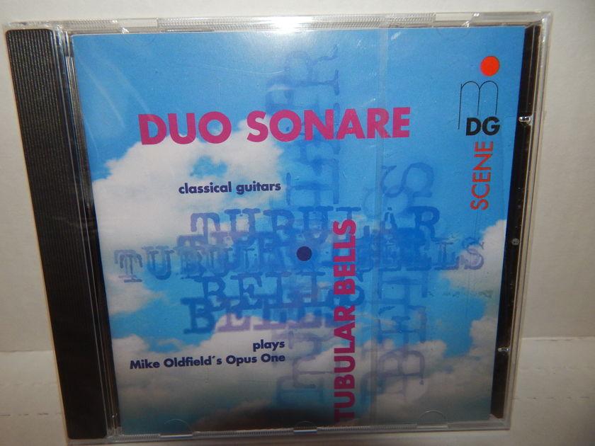 DUO SONARE plays Mike Oldfield - Tubular Bells German Import OG 1996 DDD SEALED CD