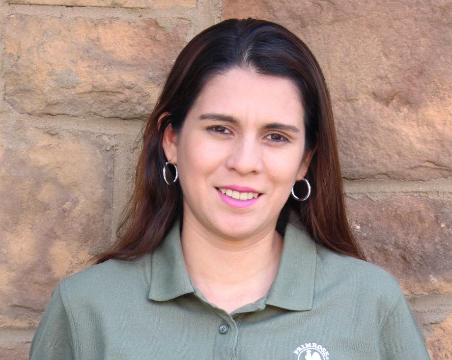 Lorena Sastoque , Young Infant Teacher