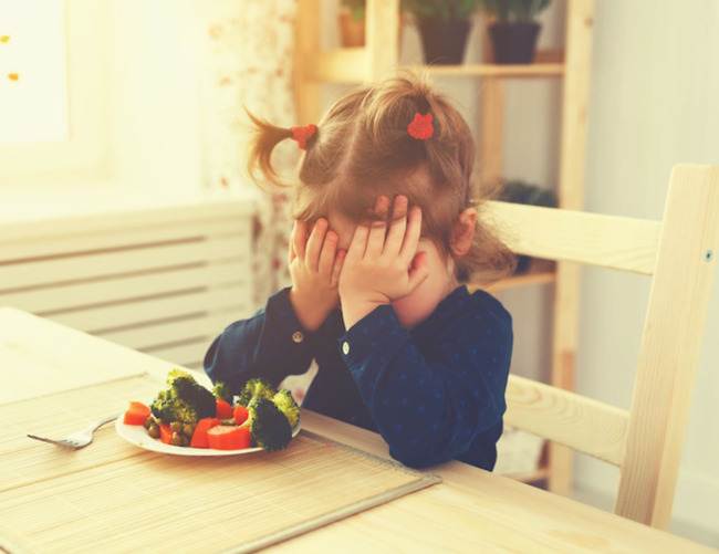 why won't my child eat