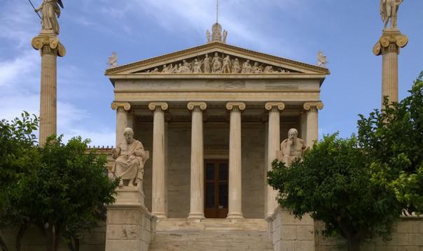 Афины: три тысячелетия за три часа