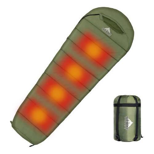 electric sleeping bag