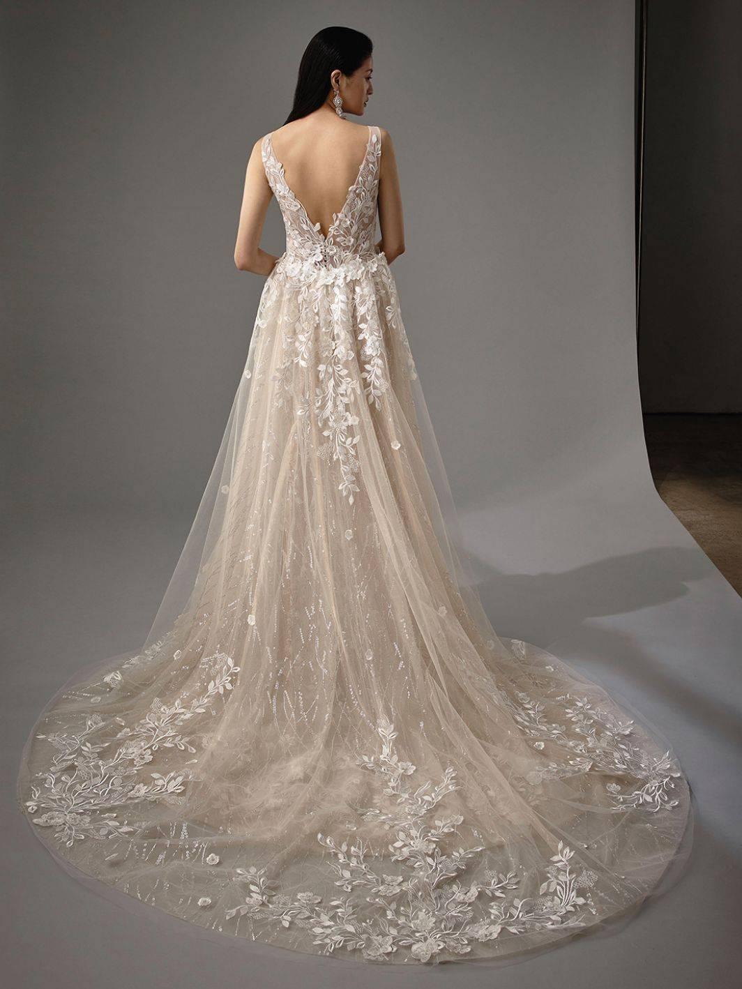 ENZOANI MAI WEDDING DRESS