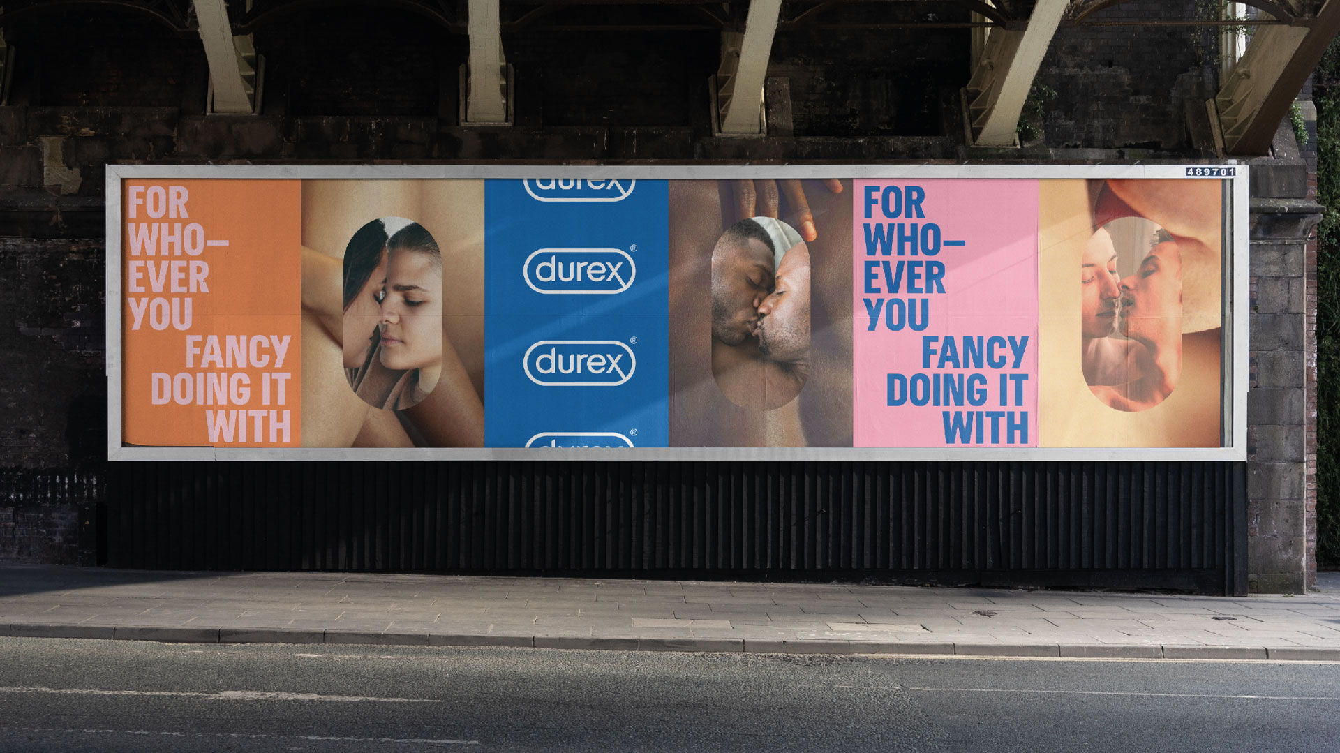 Durex Gets It On With Colophon Foundry For A 'One Night Sans'