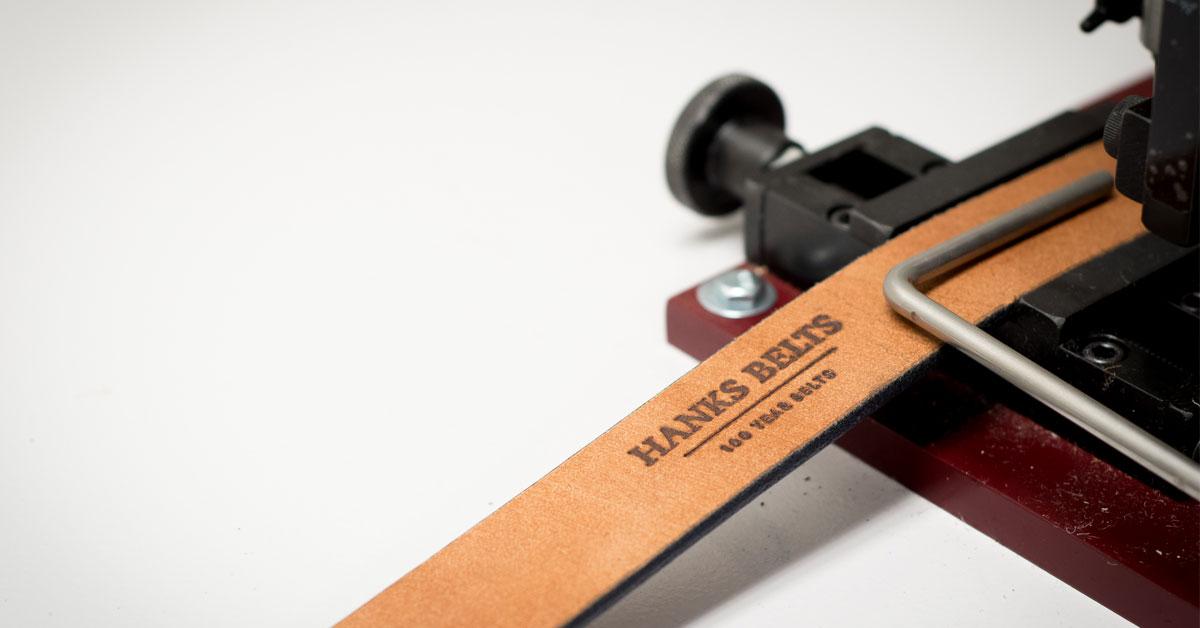 Hanks Gun Belts Always USA Made