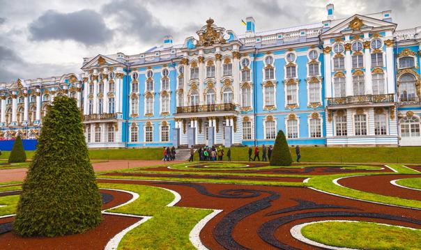Царское село с посещением Янтарной комнаты
