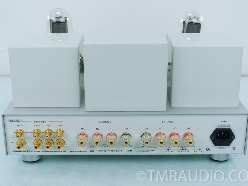 Line Magnetic LM-518IA Tube Power Amplifier (9049)