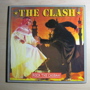 Rock The Casbah