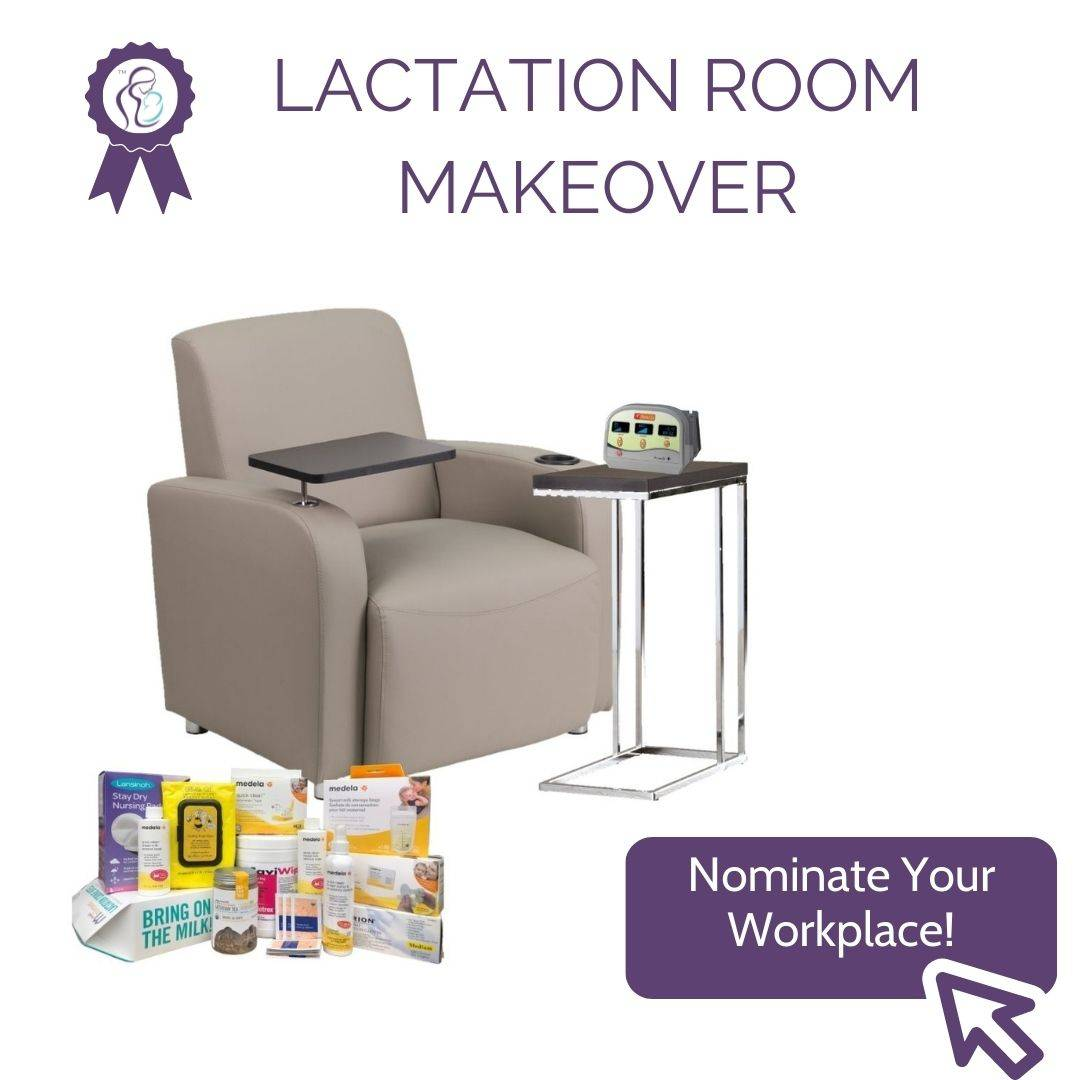 Lactation Room Contest 2021