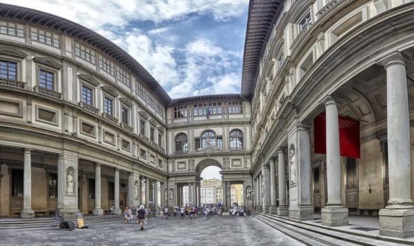 Флоренция: билет быстрого прохода в галерею Уффици