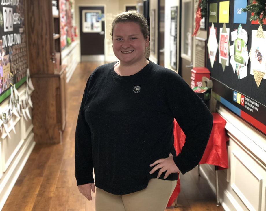 Ms. Jackie Enos , Infant Assistant Teacher