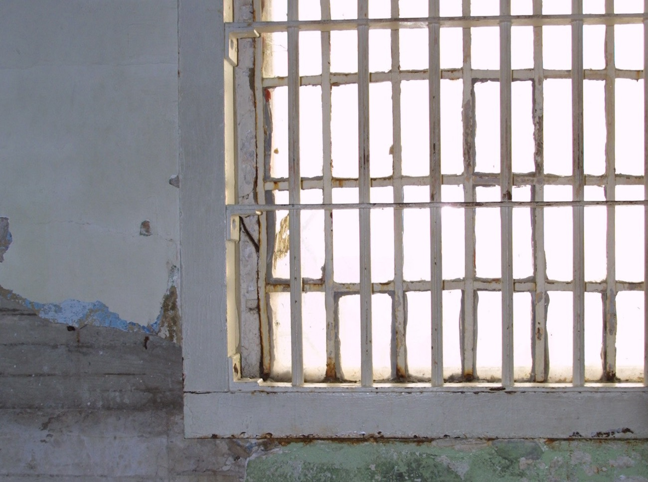 Alcatraz prison–Photo by Declan McCullagh