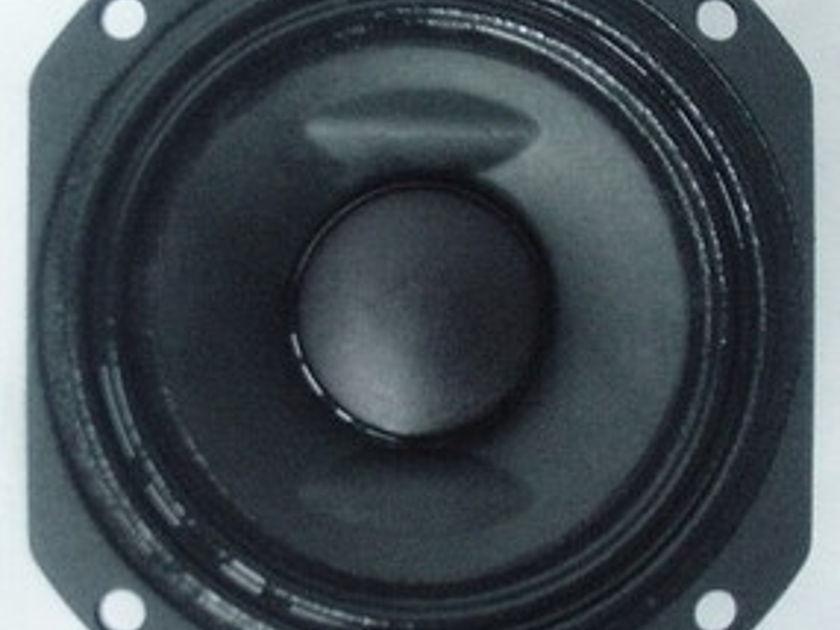 Audio Nirvana Classic 3+ Ferrite Fullrange Speakers--The World's Best Sound