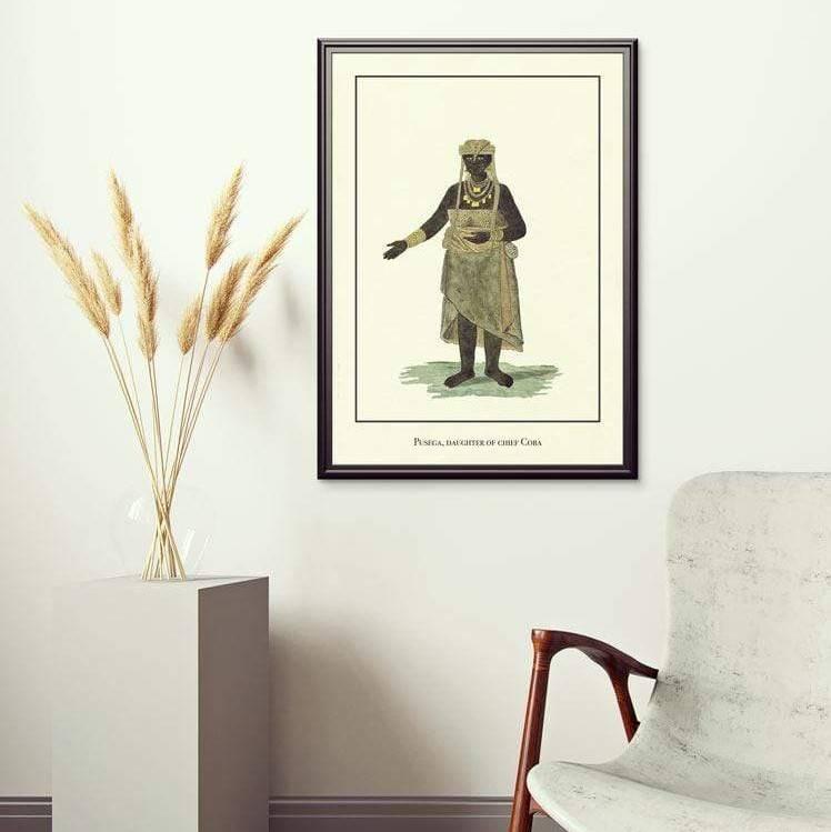 Afrikaanse schilderijen