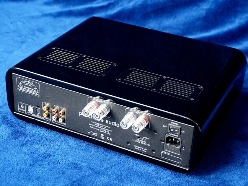 Peachtree Audio Nova125 Integrated Amplifier/DAC