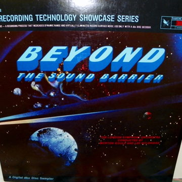 BEYOND THE SOUND BARRIER VOL 11