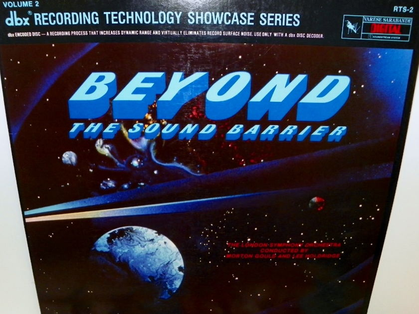 MORTON GOULD/LEE HOLDRIDGE - BEYOND THE SOUND BARRIER VOL 11 DIGITAL dbx ENCODED