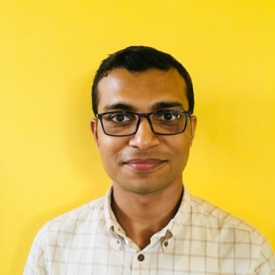 Saurav Panda, Freelance JavaScript Developer