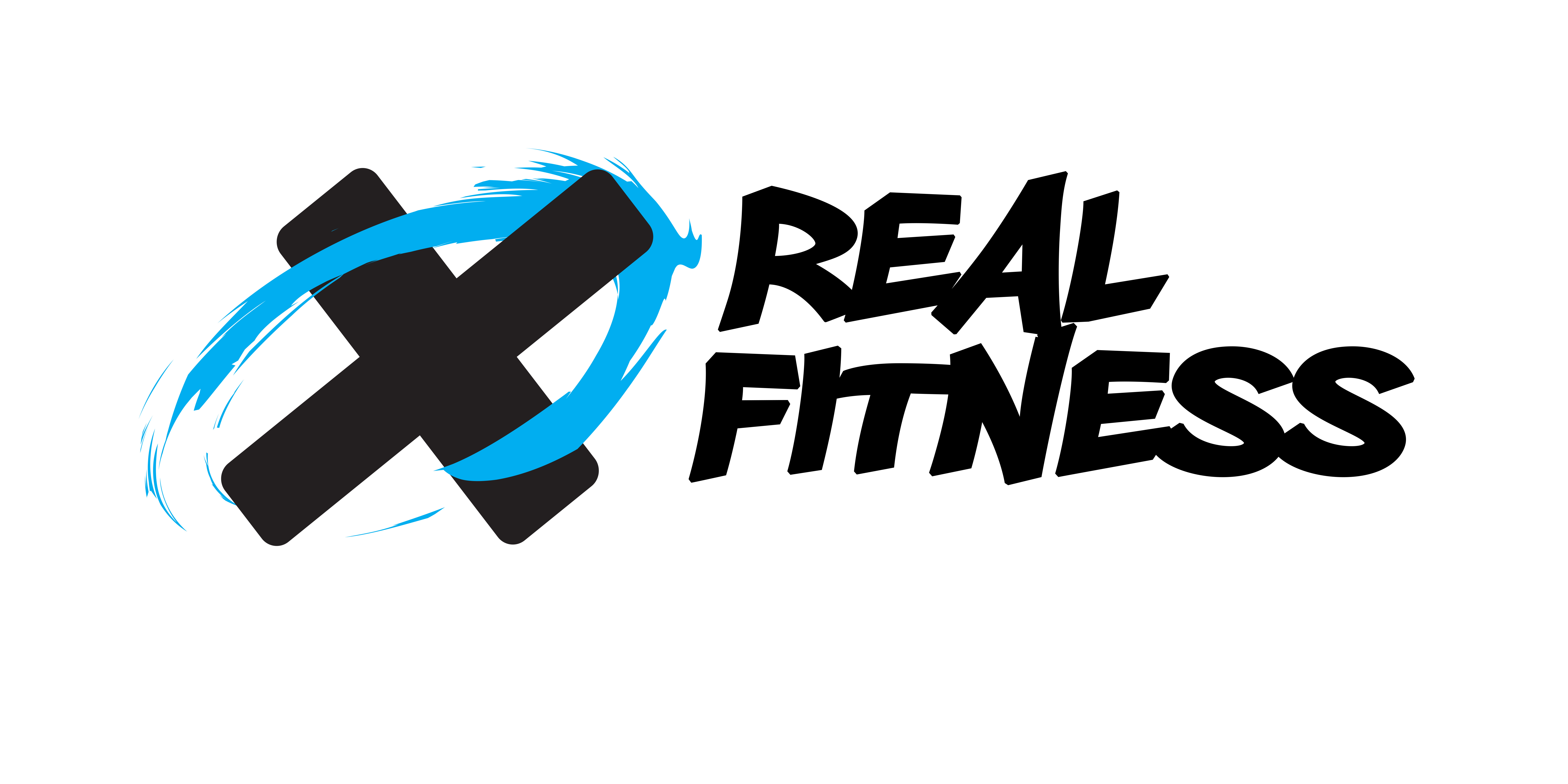 Real Fitness Naples logo