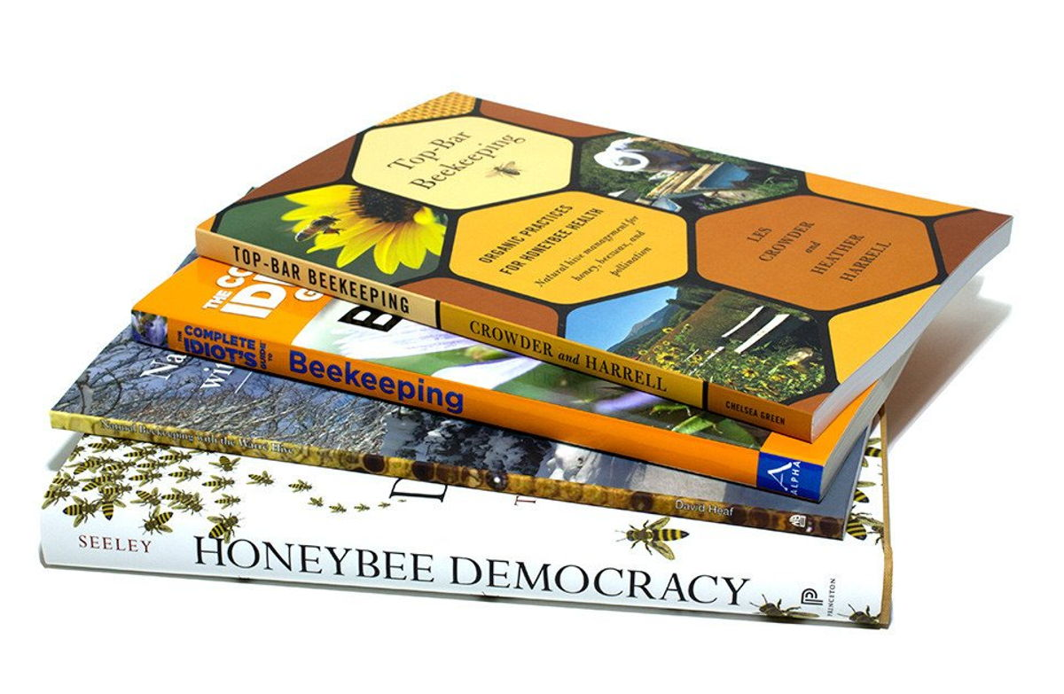 Reading As Much As Possible Will Help To Give You A Solid Understanding Of Beekeeping  Best Practices And Help You To Make Sometimes Tough Decisions.