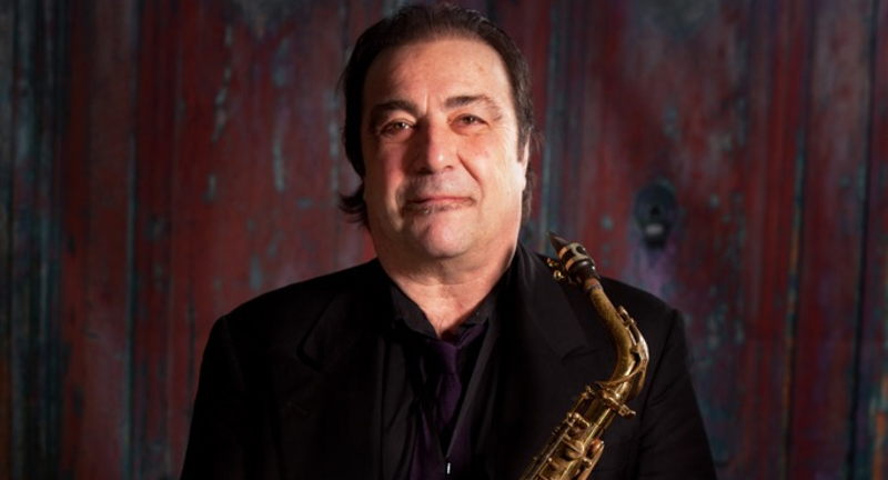 Saxophonist Greg Abate Group Featuring Pete Amahl