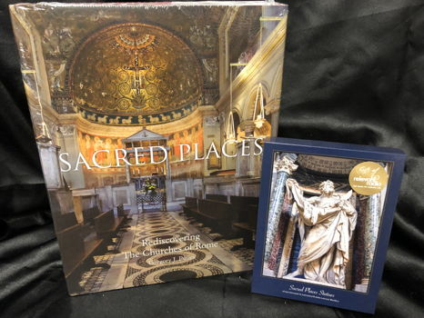 Sacred Places Art Book and Twelve Apostles Notecards