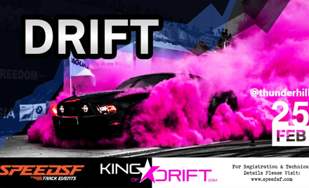 Drifting @ Skidpad