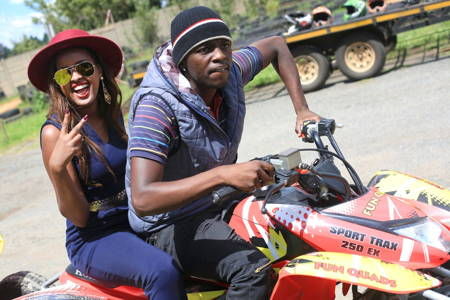 Quad Biking Experience in Soweto