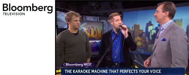 SINGTRIX KARAOKE MACHINE SYSTEM | AS SEEN ON BLOOMBERG TELEVISION