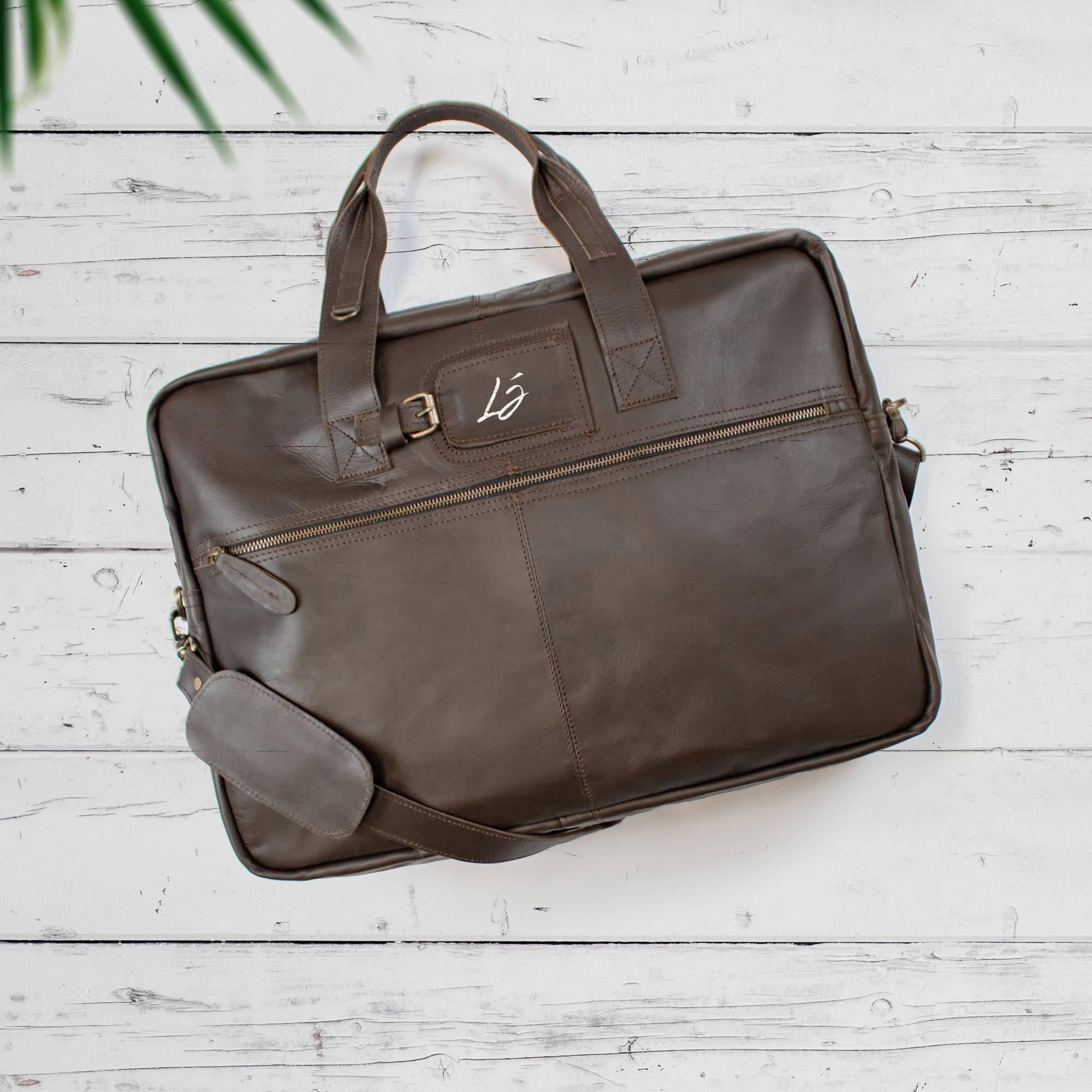 Corporate Branded Weekend Bag