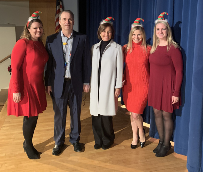 2019 Holiday Pageant