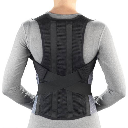 2456 / COMFORT POSTURE BRACE WITH RIGID STAYS