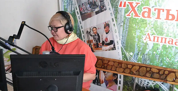 Радиостанция «Энсиэли» запущена в Намском районе - Новости радио OnAir.ru