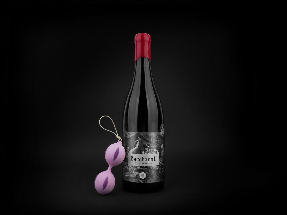 Erotic liquor bottle designs