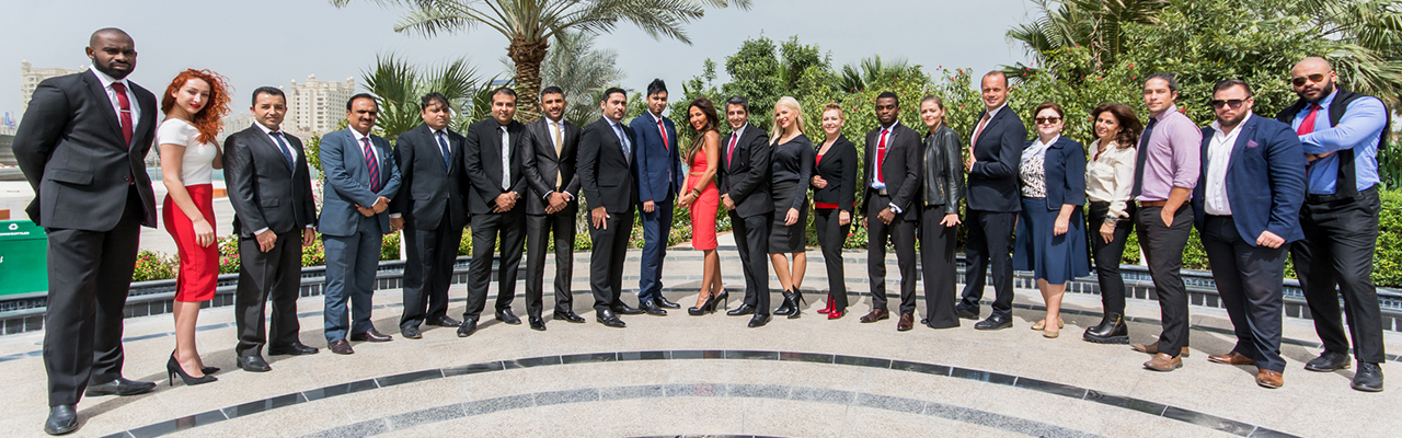 Dubai, United Arab Emirates - Dubai Hills Estate Sales Team Broker Agent