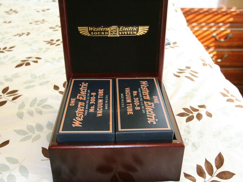 Western Electric 300B Brand new