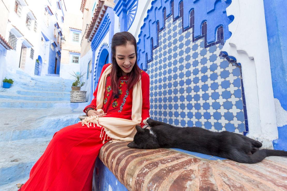 Šafšawán Chefchaouen Maroko