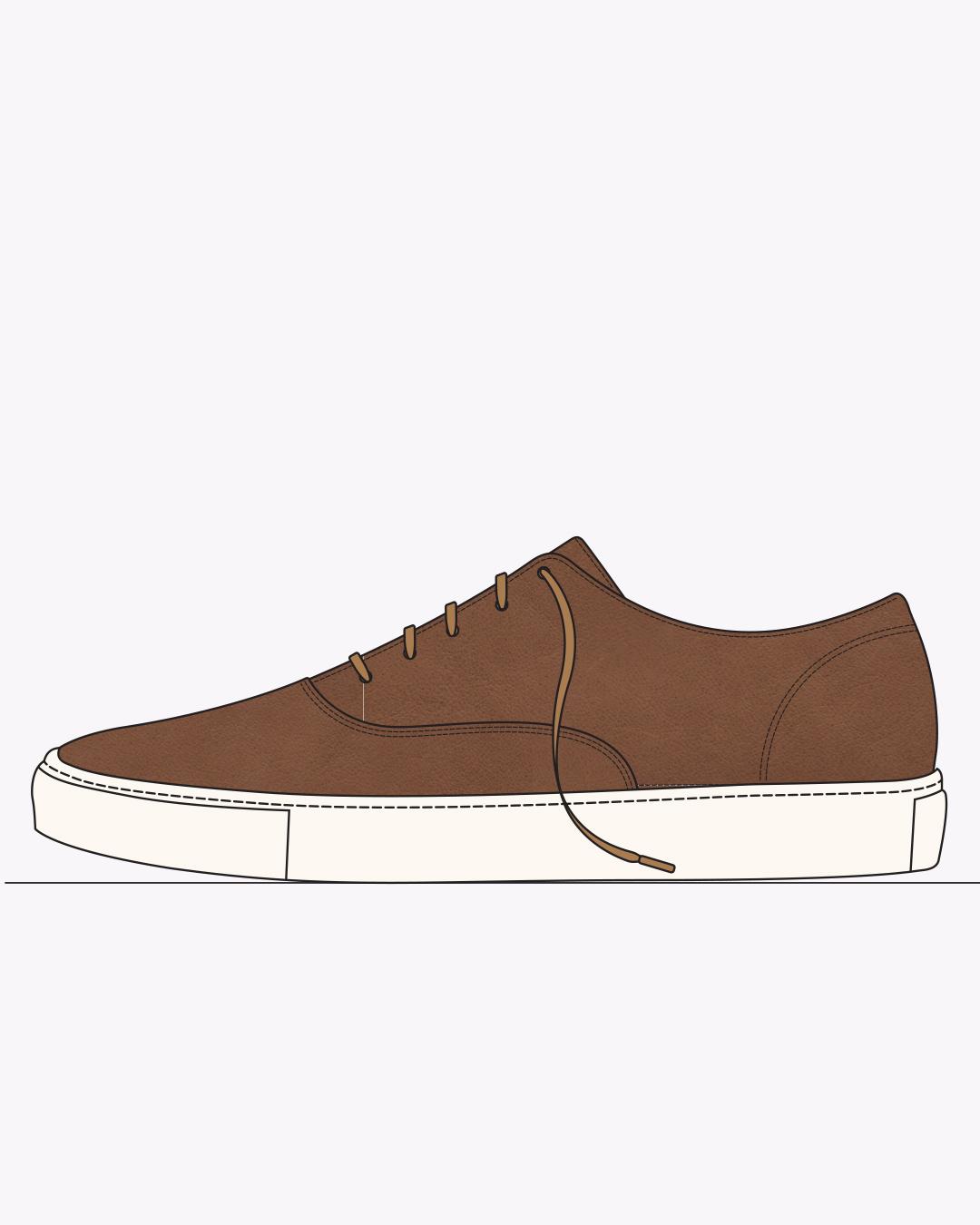 Nisolo Men's Sneaker