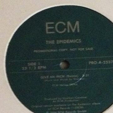ECM Promo 12 inch