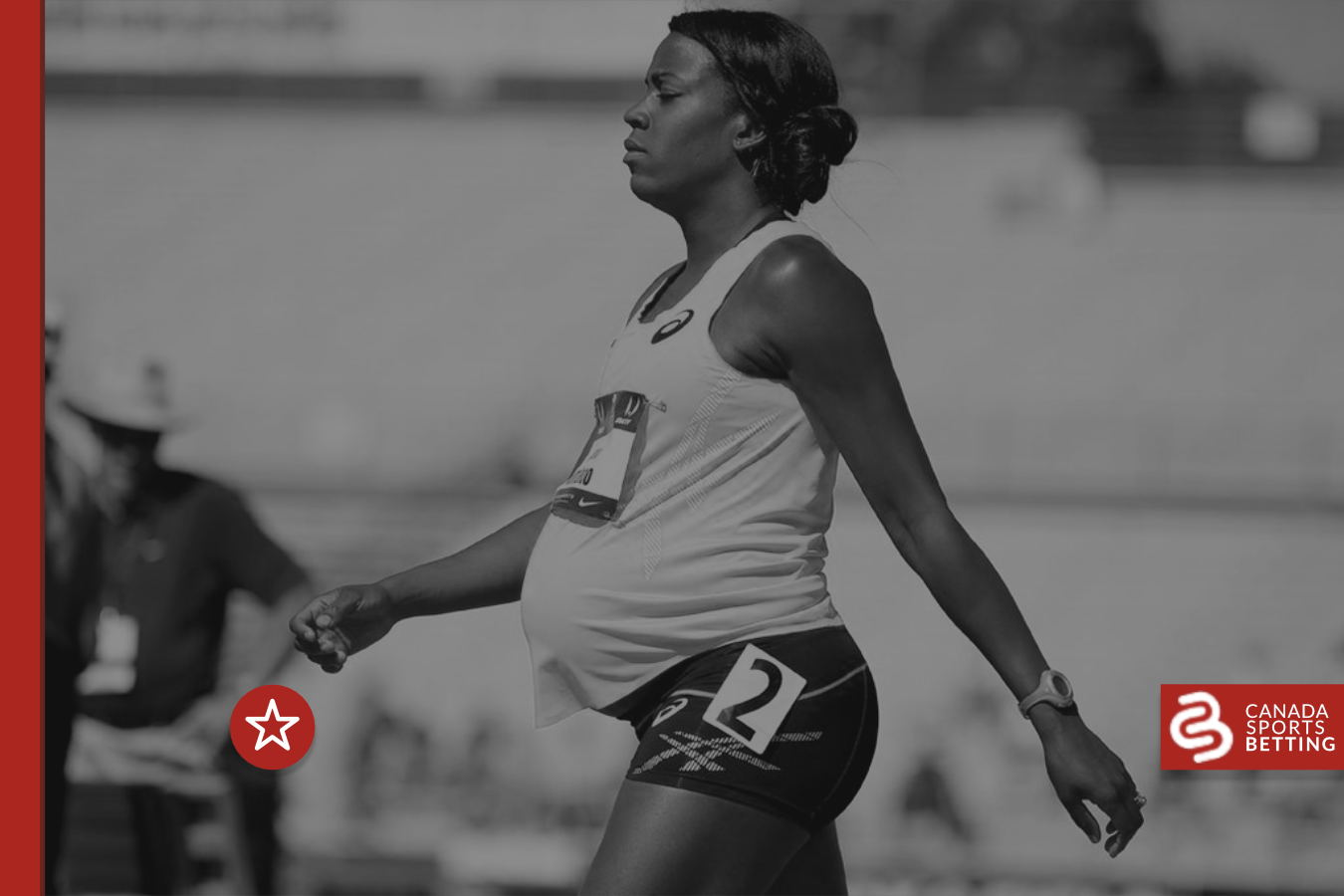 Pregnant Athletes: Competing While Carrying A Baby