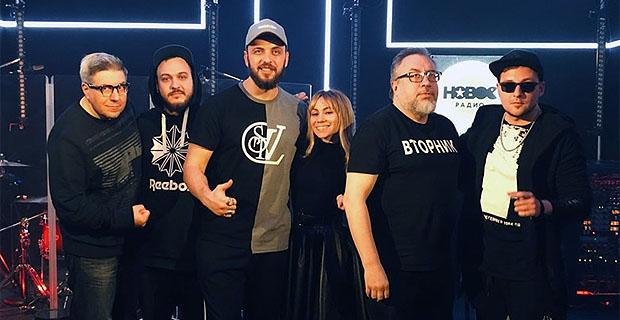 Рэпер ST устроил концерт в прямом эфире «Нового Радио» - Новости радио OnAir.ru