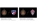 Two tickets to Atlanta United