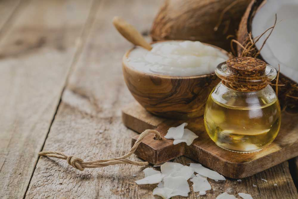 MCT Oil, Palm and Coconut Oil, for fat burn and boosted metabolism