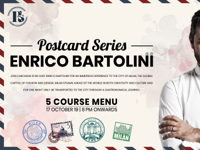 صورة POST CARD SERIES: ENRICO BARTOLINI