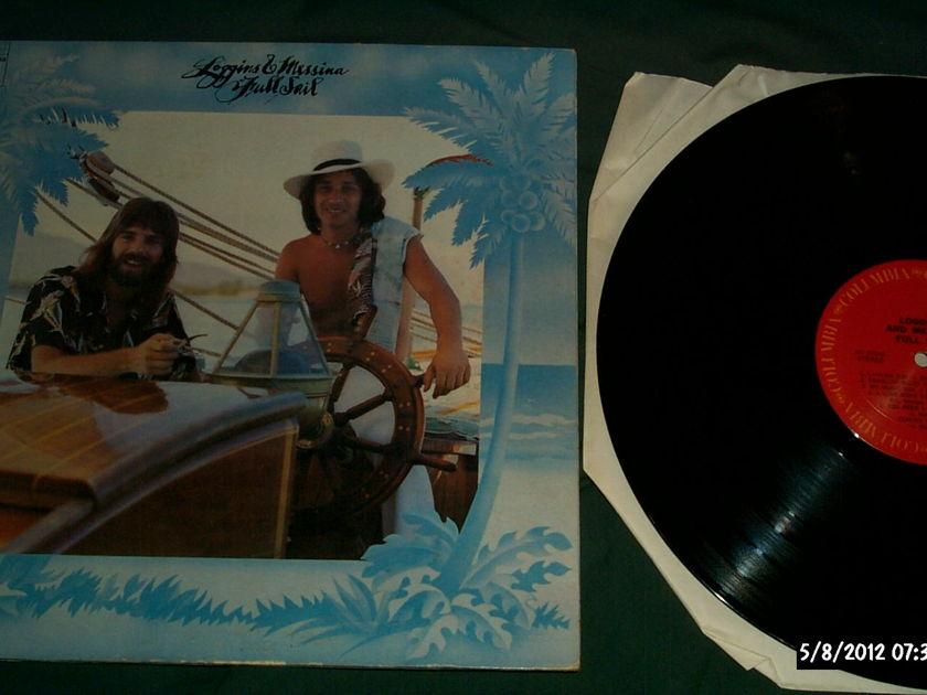Loggins & Messina - Full Sail LP NM