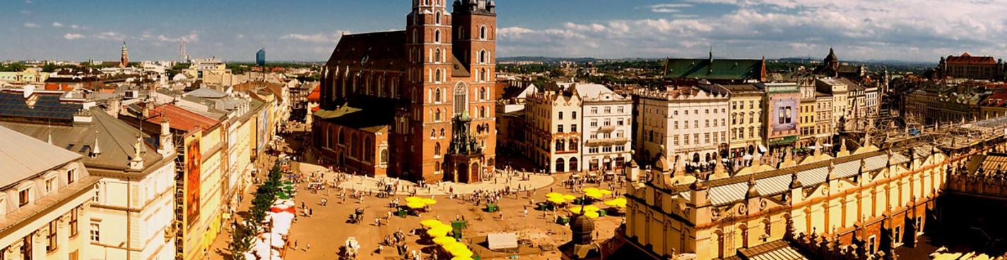 Индивидуальная экскурсия по Кракову