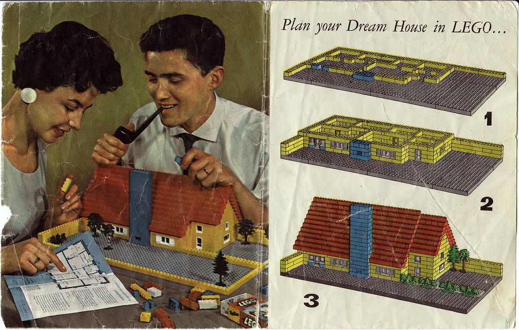lego guidelines 1960