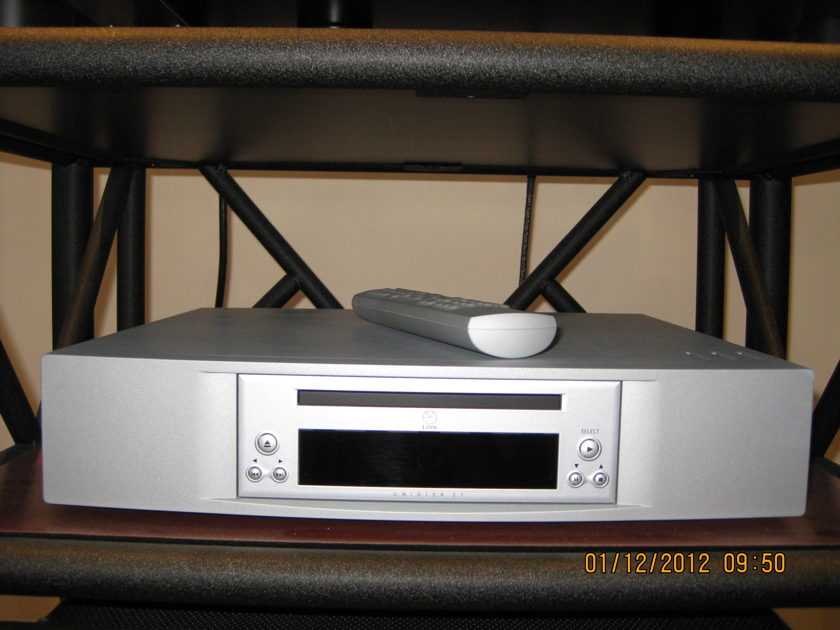 Linn Unidisk  2.1/KS Universal Player priced to go