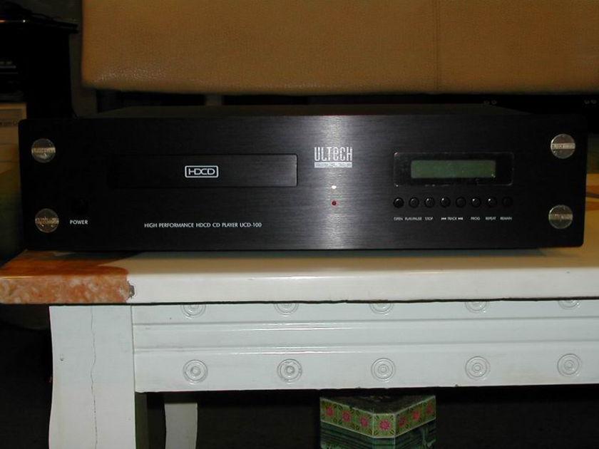 Ultech  UCD-100 HDCD Player Made in USA