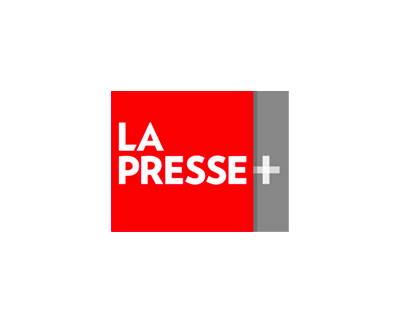 LaPresse+ logo